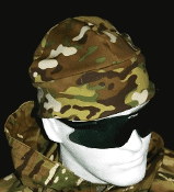 0241 Tactical Multicam Cold Weather Cap