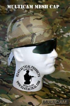 0241 Tactical Multicam warm Weather Mesh Cap