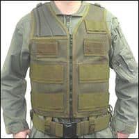 Blackhack Omega Tactical Modular Vest 30VT21OD | Tactical-Kit