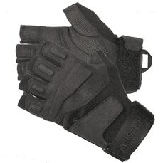 BlackHawk HellStorm S.O.L.A.G Gloves Half Finger 8068MDBK (Black) | Tactical-Kit