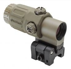 E0Tech G33 STS Magnifier - Tan