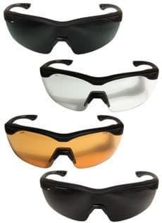 Edge Eyewear Overlord Potective Glasses Kit (1,2,3&4 Lens)