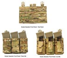 Esstac Daeodon Plate Carrier Front Panels