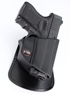 Glock 26 Thumb Release Holster