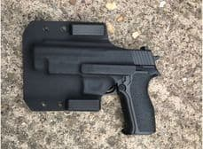 GM Tactical SIG P226 With Rails Kydex Holster - Black