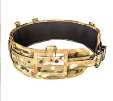 High Speed Gear Sure-Grip Padded Belt - Slotted