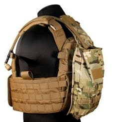 Marz Tactical Hydro Bladder Pouch-Plate Carrier Contour
