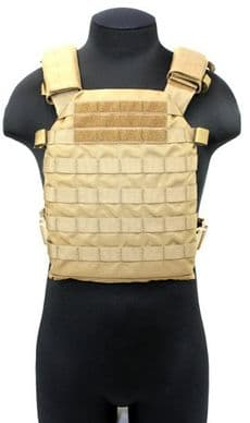 Marz Tactical Plate Carrier-Active Shooter