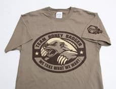 . Mil-Spec Monkey Arid Honey Badger T-shirt | Tactical-Kit