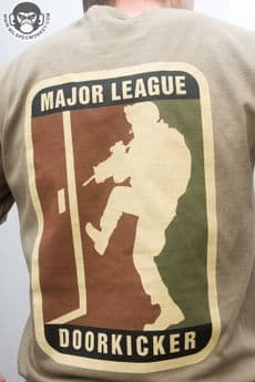 . Mil-Spec Monkey Major League Doorkicker T-shirt | Tactical-Kit