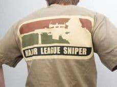 . Mil-Spec Monkey Major League Sniper T-shirt | Tactical-Kit