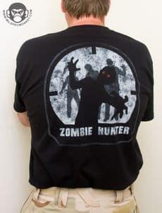 . Mil-Spec Monkey Zombie Hunter T-shirt Black | Tactical-Kit