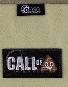 Orca Industries Call of Doody Patch