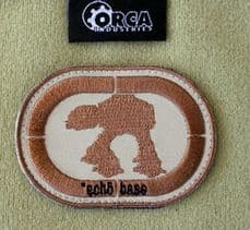Orca Industries Echo Base Stars Wars AT-AT Walker Patch