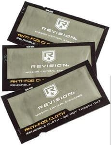 Revision Anti-Fog Cloth X3 pack | Tactical-Kit