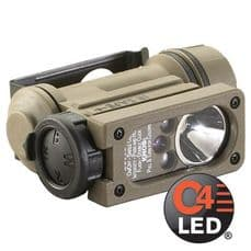 Streamlight Sidewinder Compact II with Helmet Mount | Tactical-Kit