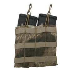 Tactical Tailor Fight Light A-TACS 5.56 Double Mag Panel | Tactical-Kit