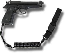Tactical Tailor Quick-Release Pistol Lanyard | Tactical-Kit