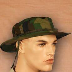 US Woodland Ripstop Bonnie Hat | Tactical-Kit